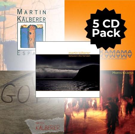 5-CD Pack